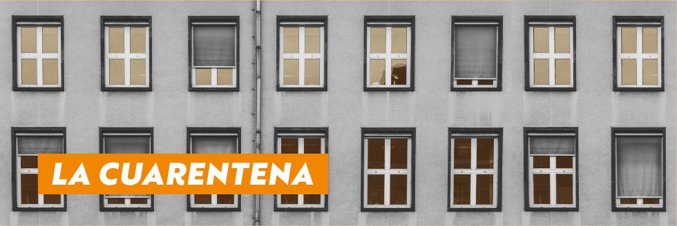Concurso de fotografía «La cuarentena»