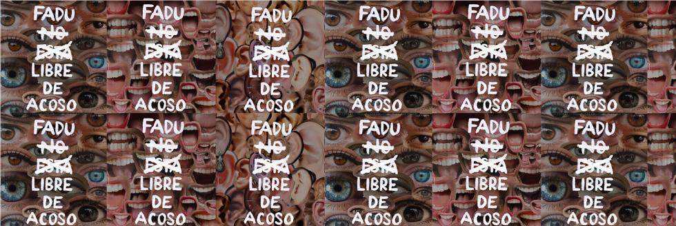Exposición | Tolerancia cero. La FADU unida ante el acoso y la violencia de género.