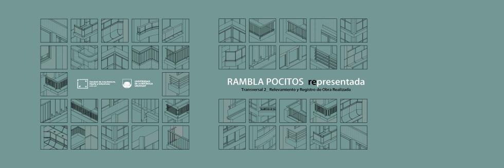 Presentación de libro | Rambla Pocitos. REpresentada