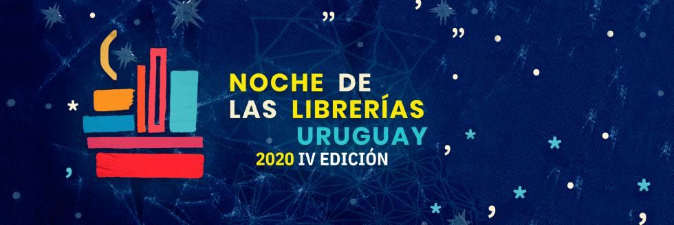 4ta edición de la Noche de las Librerías Uruguay 2020
