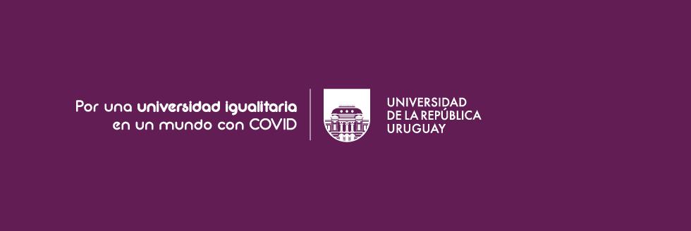 Por una Universidad igualitaria en un mundo con COVID-19