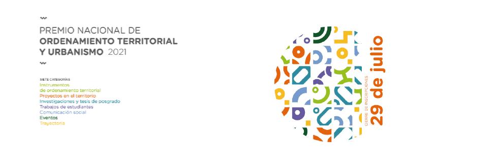 Premio Nacional de Ordenamiento Territorial y Urbanismo