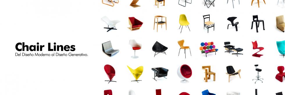 EXPO | Chairlines. Del diseño moderno al diseño generativo