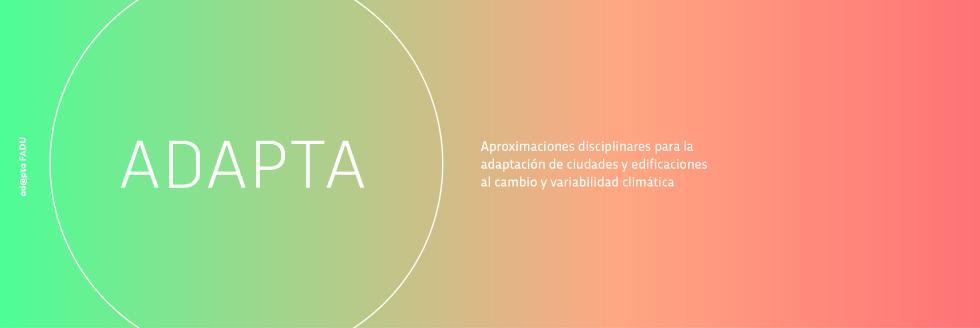 Ad@pta FADU   Presentación de publicación