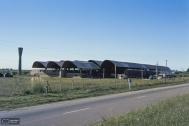 Agroindustrias Massaro S.A. Ing. DIESTE, Eladio, Ruta 5 -Canelones, Uy. 1976-1980. Foto Carlos Pazos 1995