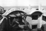 Vivienda de E. Dieste, Ing. DIESTE Eladio, Montevideo, Uy. 1961-1963. Foto original de Estudio Dieste & Montañez