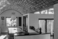 Vivienda Dieste, Ing. Dieste, E. Montevideo, 1962. Foto Tano Marcovecchio, 1982