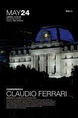 Conferencia Claudio Ferrari