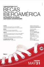 Convocatoria 2012: Becas Iberoamérica