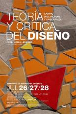 Seminario de formación docente / Teoría y crítica del diseño. Prof. María Ledesma