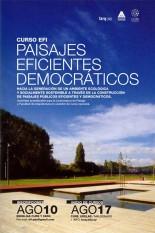 Curso EFI, Paisajes eficientes democráticos