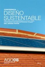 Conferencia Diseño Sustentable / Arq. Adriana Fontán