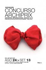 Exposición Concurso Archiprix